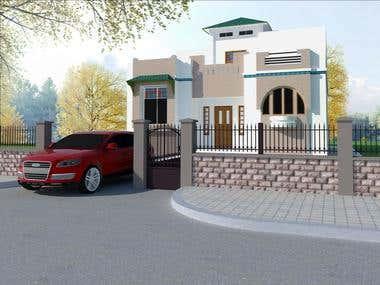 New mauresque House