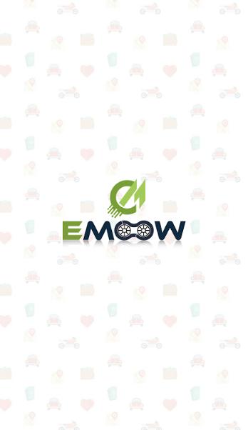 Emoow(Car/ Cab/ Bike bookings and pooling app)