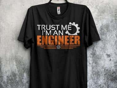 Engineering T-Shirts bundle.