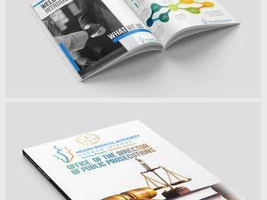 Annual Report: Cover Designs