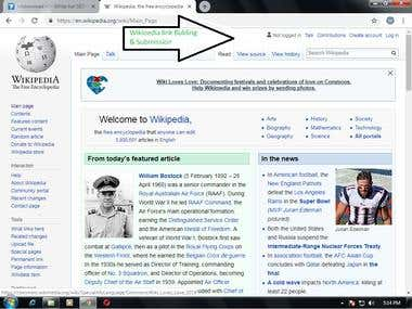 Wikipedia link Building