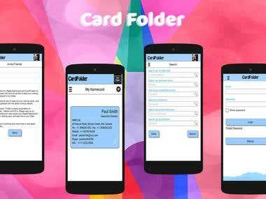 CardFolder