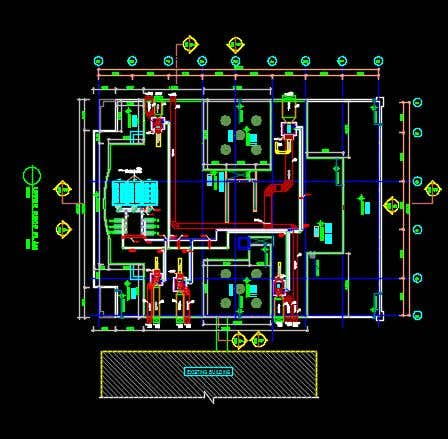 HVAC design- AUTOCAD | Freelancer