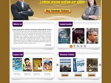 Web Page Layouts 2nd Set