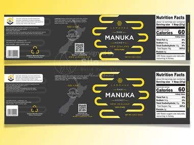 Label& Packaging DESIGN