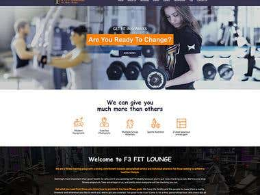 F3 Fit Lounge