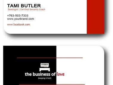 Business/Invitation Cards.