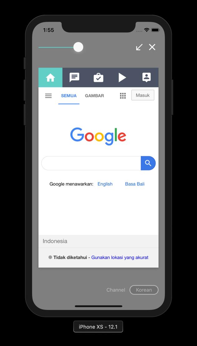 Topaz iOS | Freelancer
