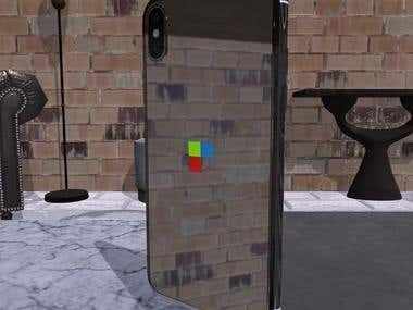 Realtime 3D reflection probe