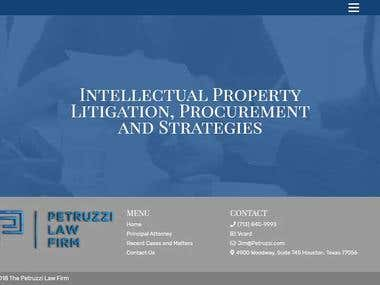 The Petruzzi Law Firm