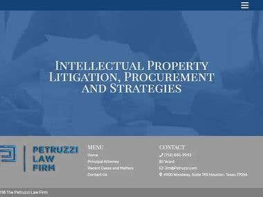 The Petruzzi Law Firm