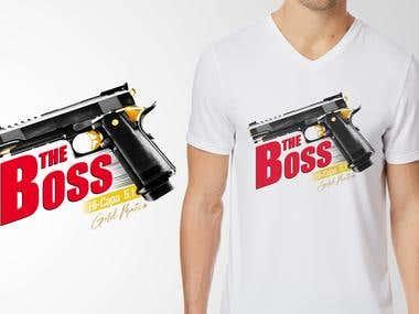 Illustrations & T-Shirt Designs