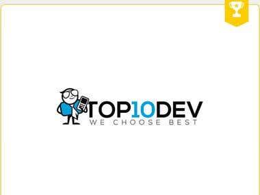 Mobile Developers logo contest win