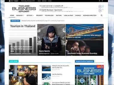 Thailand Business Supplement