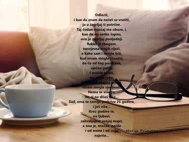Poetry writer