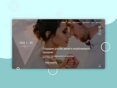 True Love Lab Agency Website