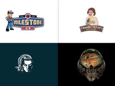 Mascot Logo Deisgns