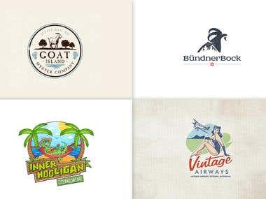 Beach Logo designs