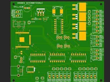ESP32 and ESP8266 design and Arduino programming