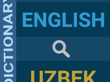 English-Uzbek Dictionary