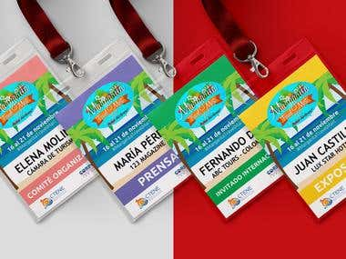 CORPORATE IDENTITY - Margarita Travel Mart by Avior