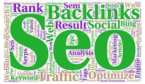 SEO for First page ranking on SERP for a niche website