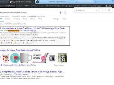 Highest Ranking In Google