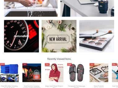 Trending Shopify Store Design