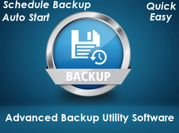 Advanced Auto Backup Utility Software