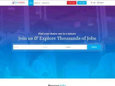Job Finder Application