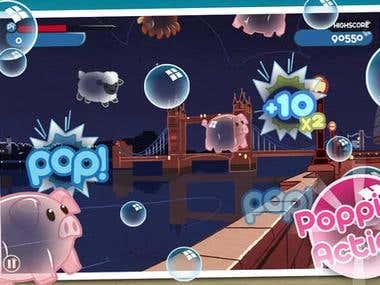 Pop Bubble Pop