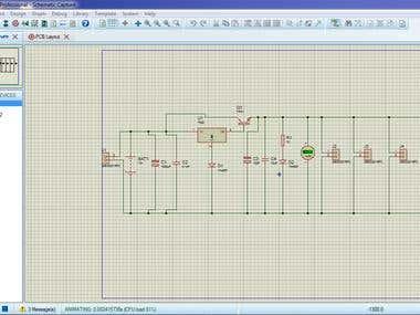 Circuit Designing & simulation
