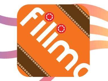 Mobile Application Design for FilmCafe