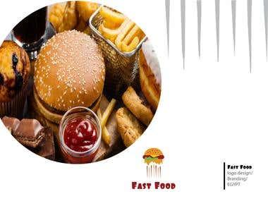 Fast food restaurant Branding project