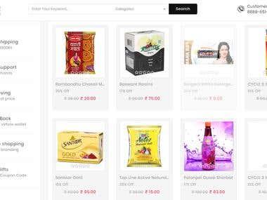 Online shopping Portal: VStorecity.com