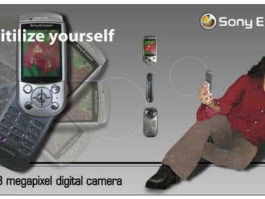 Sony Ericsson Campaign