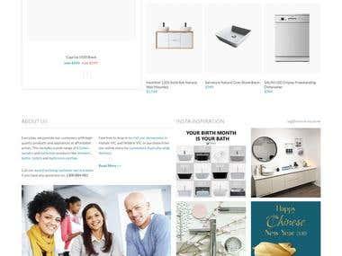 Create website in magento2
