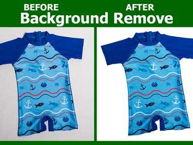 Amazon Product Background Remove & High edges Sharp