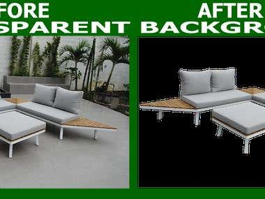 Real State Photo Background Remove & Editing.