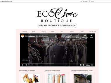 EcoChic Boutique
