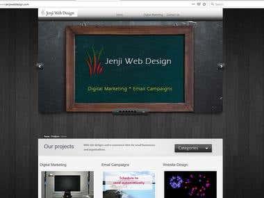 Jenji Web Design