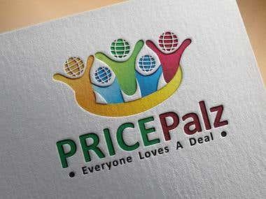 PRICEPalz creative logo