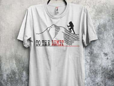 Mountain climbing T-Shirts bundle