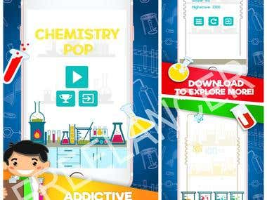 Unity Game-Chemistry POP