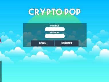 Crypto Pop - Burst the Balloon and Win ETH