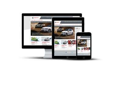 SEAT - Website Integration