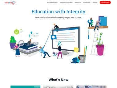 Education with Integrity System