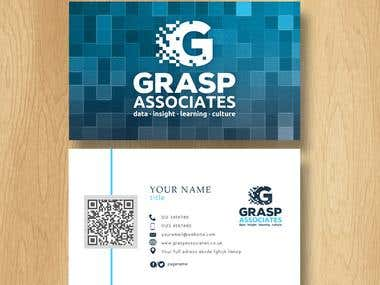 Business card - Grasp