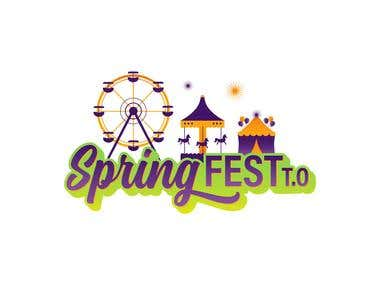 Logo For SpringFest.To