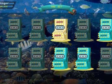 SEA Story - casino slot game
